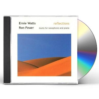 Ernie Watts REFLECTIONS CD