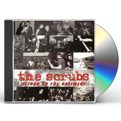 Scrubs RETURN TO THE BASEMENT CD