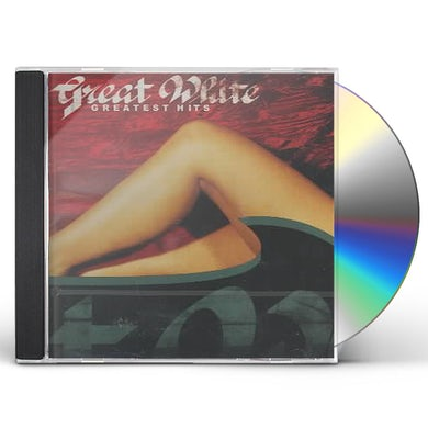 Great White GREATEST HITS CD