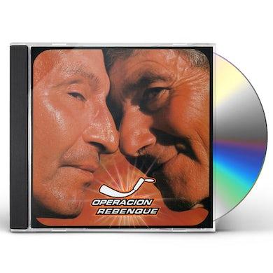Kapanga OPERACION REBENQUE CD