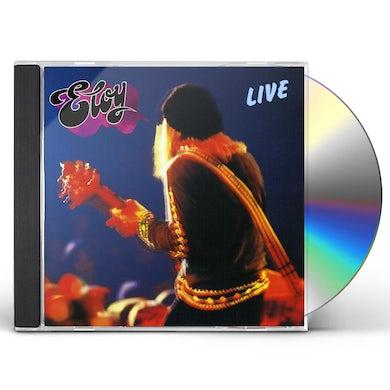Eloy LIVE CD