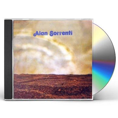 Alan Sorrenti COME UN VECCHIO INCENSIERE ALL'ALBA CD