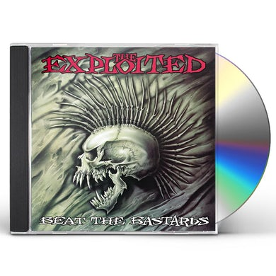 The Exploited BEAT THE BASTARDS CD