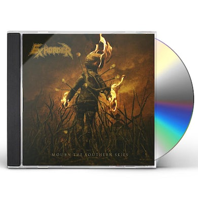 MOURN THE SOUTHERN SKIES CD