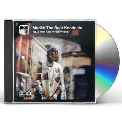 Madlib WLIB AM: KING OF THE WIGFLIP CD