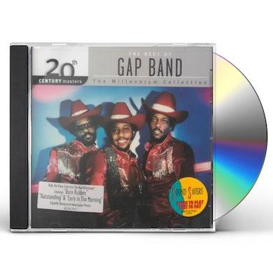 Gap Band 20TH CENTURY MASTERS CD