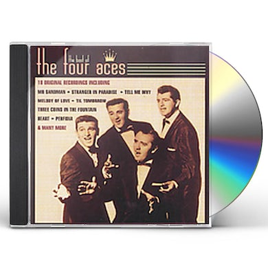 Four Aces BEST OF CD