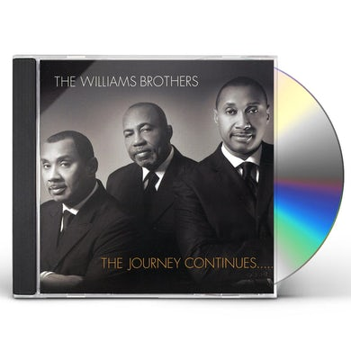 Williams Brothers JOURNEY CONTINUES CD