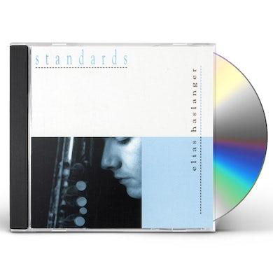 Elias Haslanger STANDARDS CD