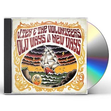 J. Tex OLD WAYS VS NEW DAYS CD