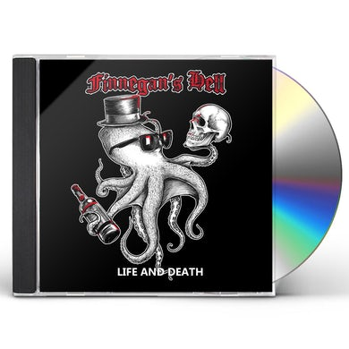 Finnegans Hell LIFE & DEATH CD