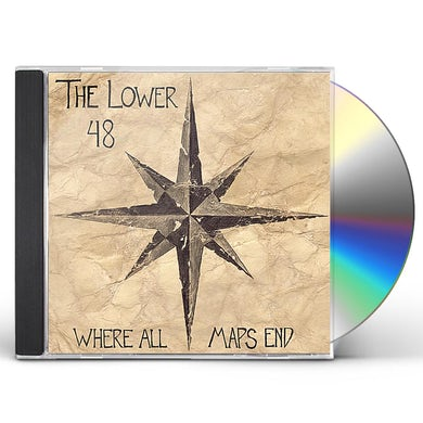 WHERE ALL MAPS END CD