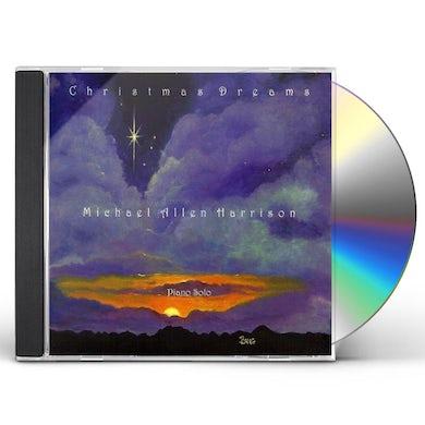 Michael Allen Harrison CHRISTMAS DREAMS CD