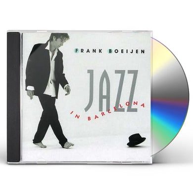 Frank Boeijen JAZZ IN BARCELONA CD