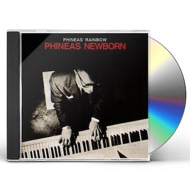 Phineas Newborn PHINEAS RAINBOW CD