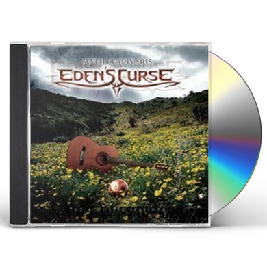 Eden's Curse SEVEN DEADLY SINS: THE ACOUSTIC SESSIONS CD
