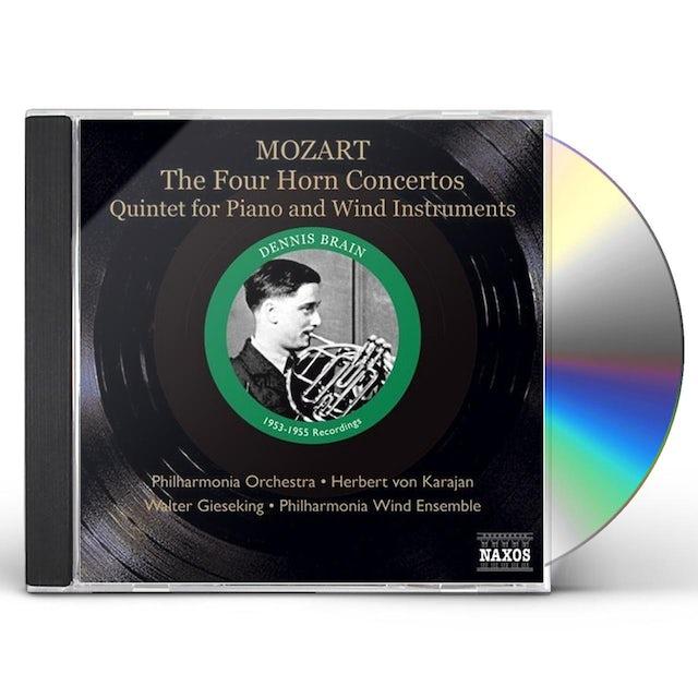 W.A. Mozart HN CONS CD