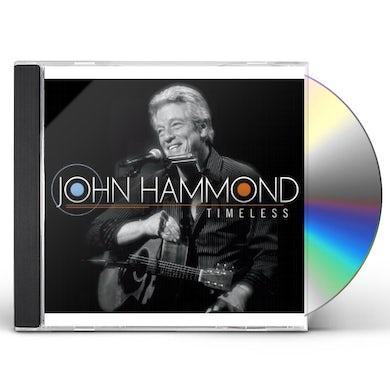 John Hammond TIMELESS CD