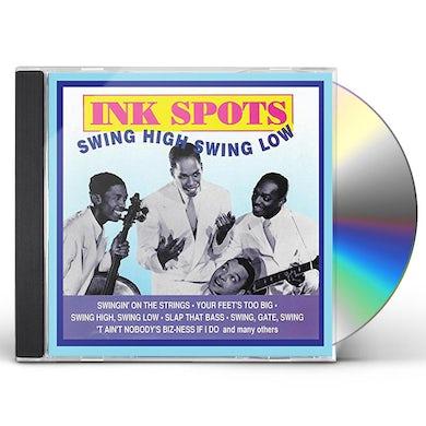 Ink Spots SWING HIGH SWING LOW CD