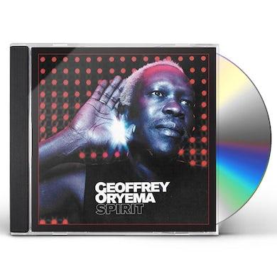 Geoffrey Oryema SPIRIT CD