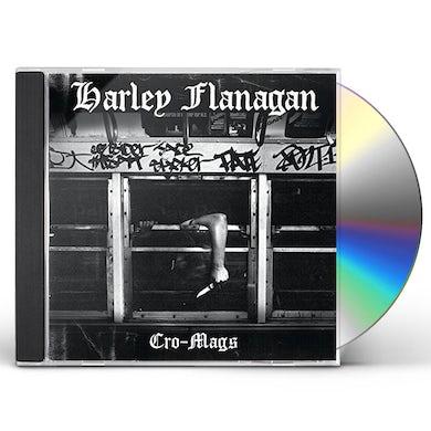 Harley Flanagan CRO-MAGS CD