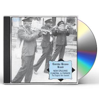 Eureka Brass Band NEW ORLEANS FURNERAL & PARADE CD