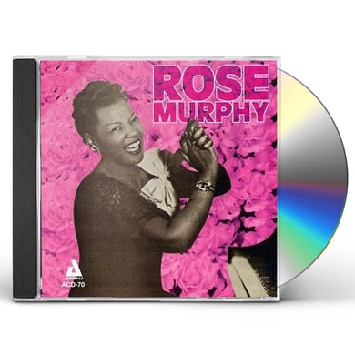 Rose Murphy VOCALS FROM THE PIANO CD