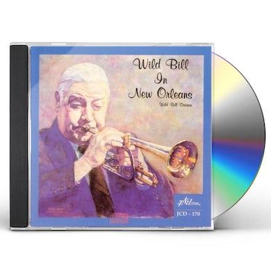 Wild Bill Davison IN NEW ORLEANS CD