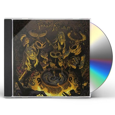 Freak Kitchen COOKING WITH PAGANS CD