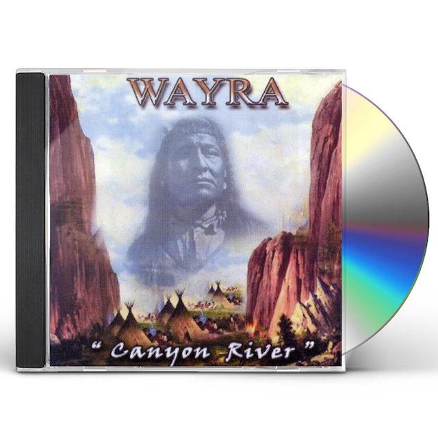 Wayra CANYON RIVER CD