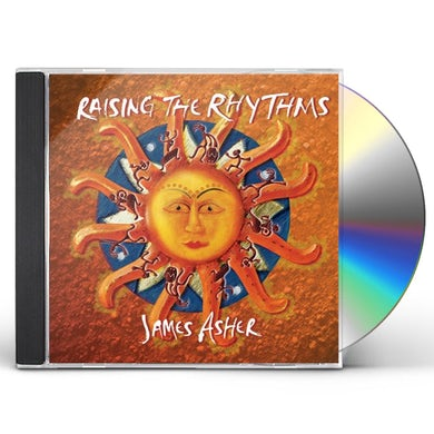 James Asher RAISING THE RHYTHMS CD