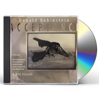 Donald Rubinstein ACCEPTANCE CD
