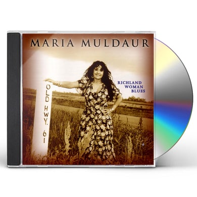 Maria Muldaur RICHLAND WOMAN BLUES CD