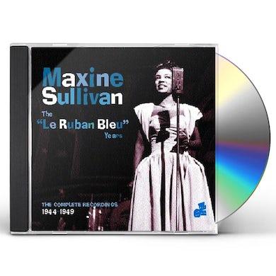 Maxine Sullivan RUBAN BLEU YEARS: COMPLETE RECORDINGS 1944-49 CD