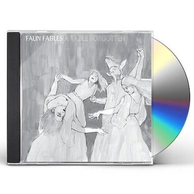 Faun Fables TABLE FORGOTTEN CD