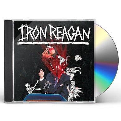 Iron Reagan TYRANNY OF WILL CD