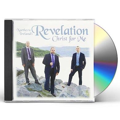 Revelation CHRIST FOR ME CD