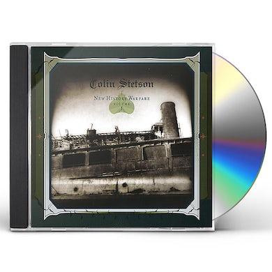 Colin Stetson NEW HISTORY OF WARFARE: VOL. 1 CD