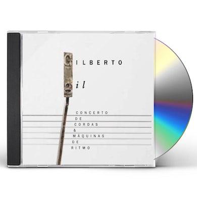 Gilberto Gil CONCERTO DE CORDAS E MAQUINAS DE RITMO CD
