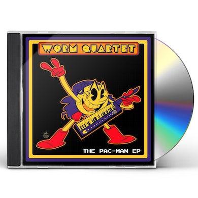 Worm Quartet PAC-MAN EP CD