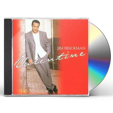 Jim Brickman VALENTINE CD
