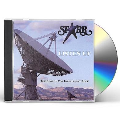 Starr LISTEN UP CD