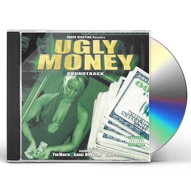 Andre Nickatina UGLY MONEY CD