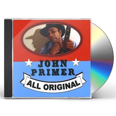 John Primer ALL ORIGINAL CD