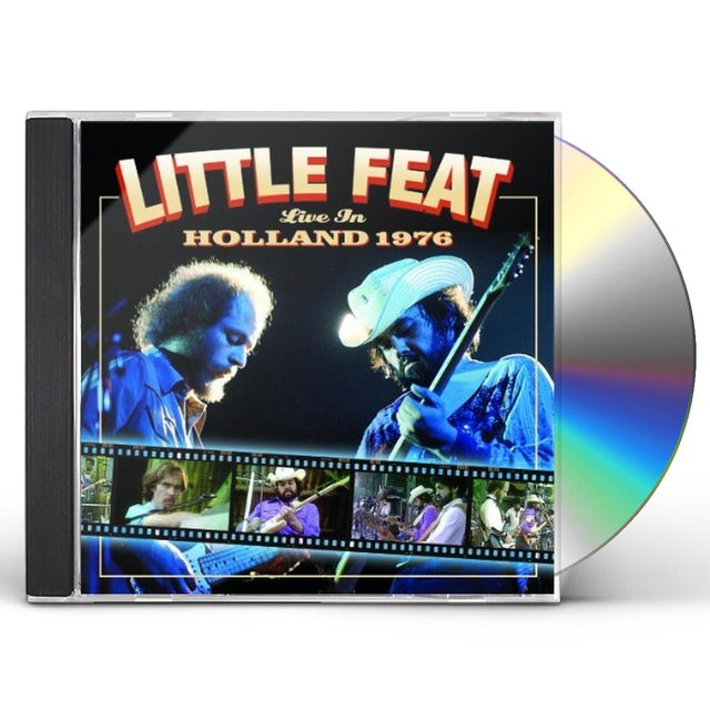 Little Feat LIVE IN HOLLAND 1976 CD