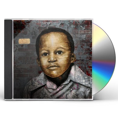 Rasheed Chappell FIRST BRICK CD