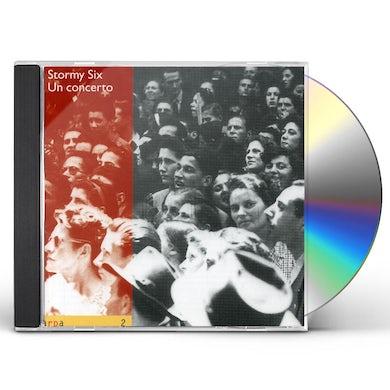 Stormy Six UN CON CD