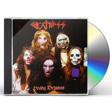Death Ss HEAVY DEMONS CD