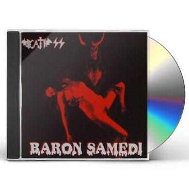 Death Ss BARON SAMEDI CD