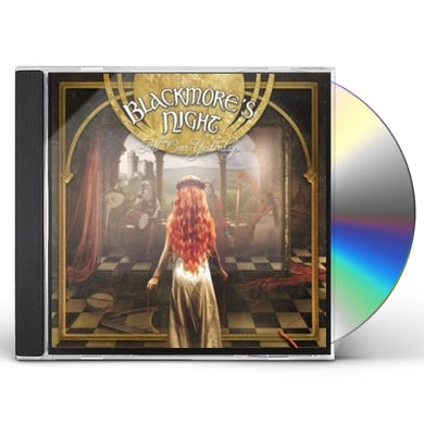Blackmore'S Night ALL OUR YESTERDAYS CD